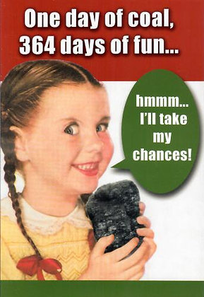 Christmas - 364 Days of Coal