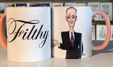 GH Mug - Filthy
