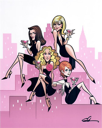 GH Print - Cosmo Girls