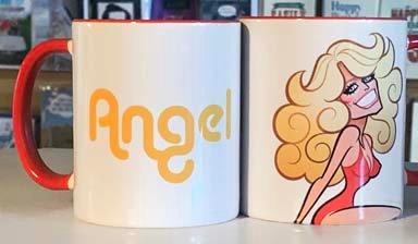 GH Mug - Angel