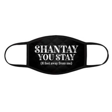 Masks - Shantay