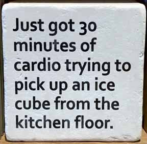 Coaster - Ice cube