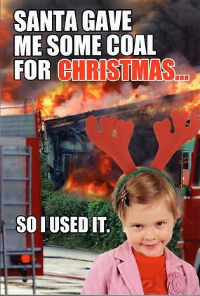 Christmas - Coal