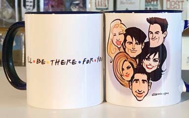 GH Mug - I'll Be There for You