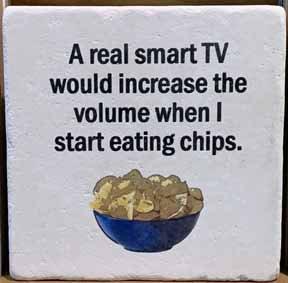 Coaster - Smart TV