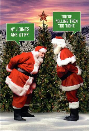 Christmas - Santa's Joints