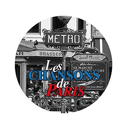 Music - Les Chanson de Paris