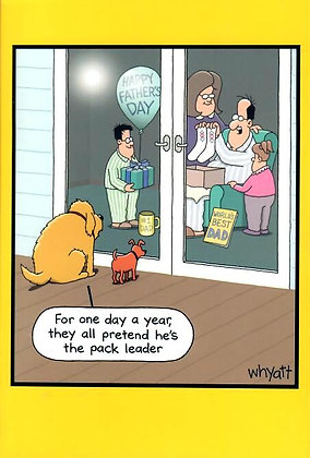 Father's Day - Pack Leader