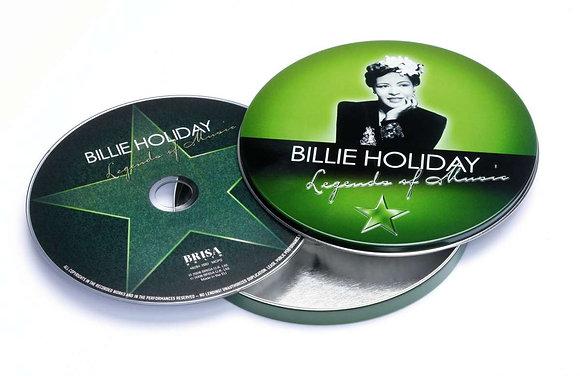 Music - Billie Holiday - Legends of Music