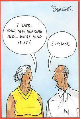 Birthday - Hearing aid