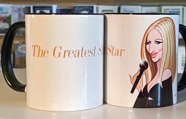 GH Mug - The Greatest Star