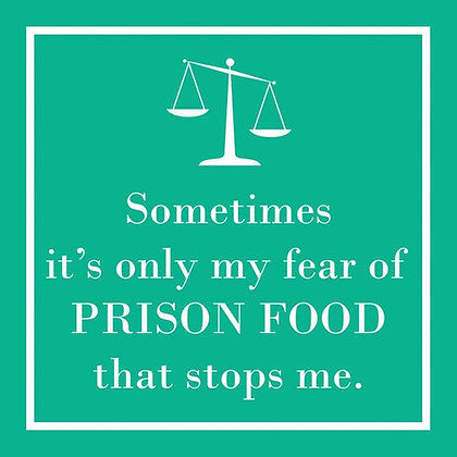 Napkins - Prison Food