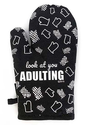 Oven Mitt - Adulting