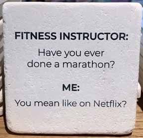 Coaster - Marathon
