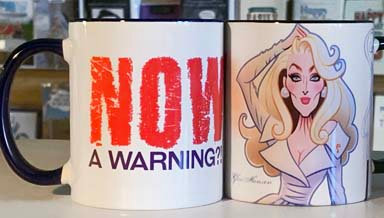 GH Mug - NOW a Warning?!