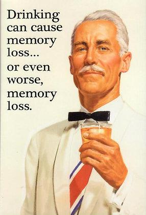Birthday - Memory loss