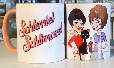 GH Mug - Schlemiel Schlimazel