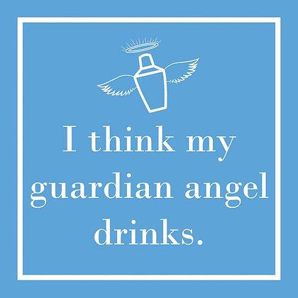 Napkins - Guardian Angel
