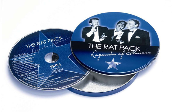 Music - The Rat Pack - Legends of Music