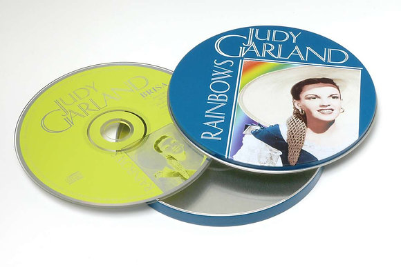Music - Judy Garland - Rainbows