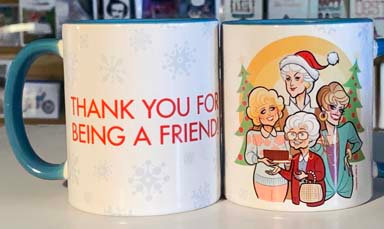 GH Mug - TY for Being a Friend Holiday