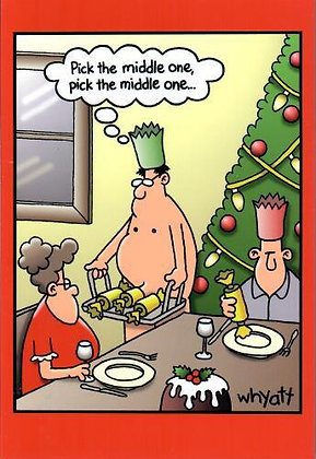 Christmas - The Middle One