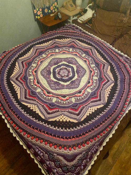 Sacred space Mandala