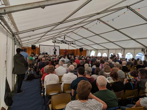Pivotal SL at Chester Folk Festival