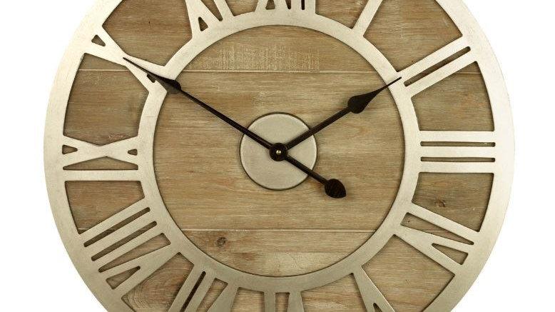 Parlane Albus Oversized Clock