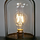 Thumbnail: Industrial Style Battery Glass Lamp
