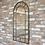 Thumbnail:  Arch Mirror Antique finish 5464