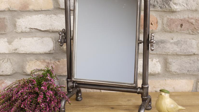Industrial Cheval Mirror