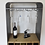 Thumbnail: Retro  Mirrored  Bar Cabinet