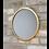 Thumbnail: Gold Chain Mirror