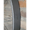 Thumbnail: Clock grey metal 80cm 6102