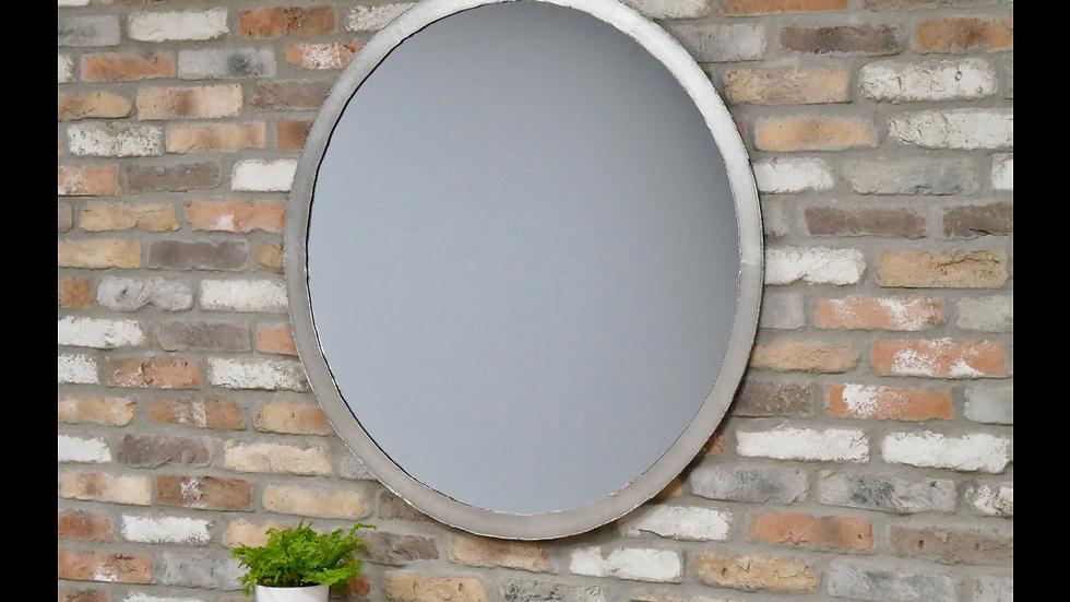 Jagged edge Large Mirror