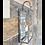 Thumbnail: Mirrored  Metal Wall Lantern in Copper colour