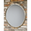 Thumbnail: industrial Champagne  Gold Framed rivet Mirror