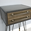 Thumbnail: Industrial Bedside Table