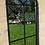 Thumbnail: Black Metal Window Mirror