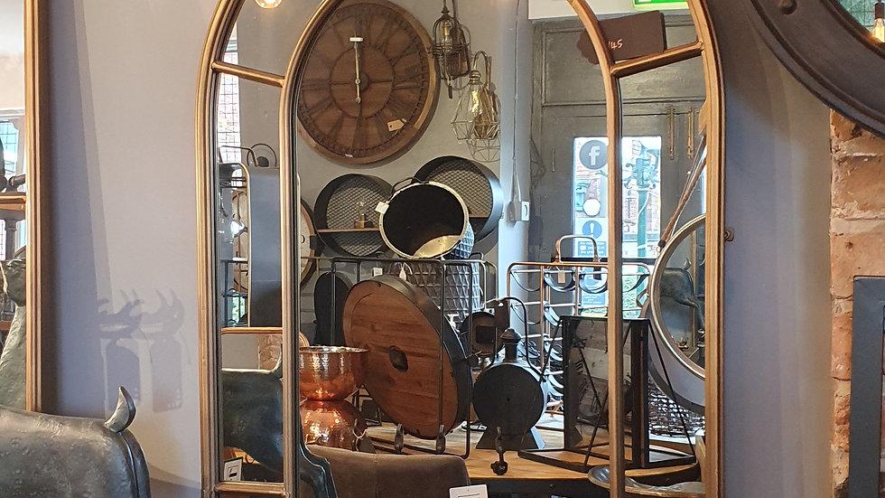 Arch Mirror Antique finish 5464