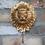 Thumbnail: Large Lion Head Hook