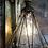 Thumbnail: Brass finish Battery wall light 5734