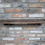 Thumbnail: Industrial Styled Wooden Shelf