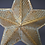 Thumbnail: Gold filigree Star 31cm