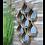 Thumbnail: Raindrop Candle Mirror