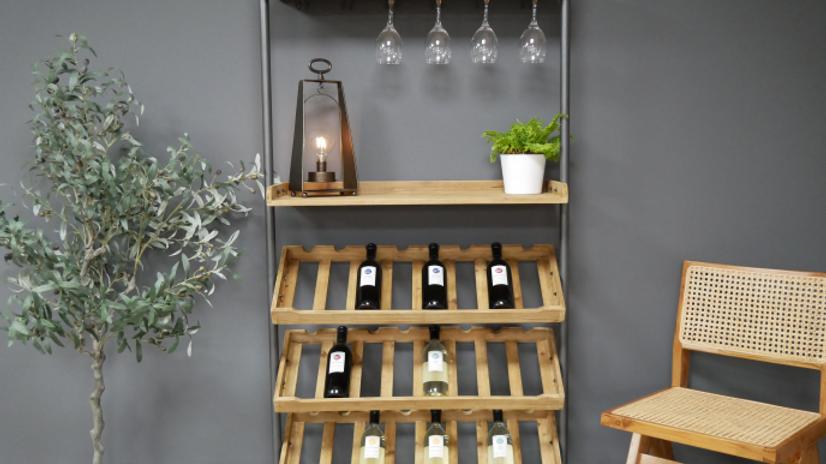 Bottle Storage Unit