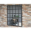 Thumbnail: Industrial squared mirror