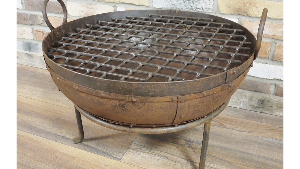 Iron Rustic Fire Pit