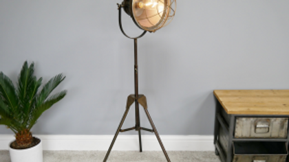 Industry Battery Floor Lamp 6063